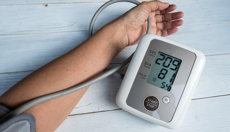 Bệnh nhân cao huyết áp