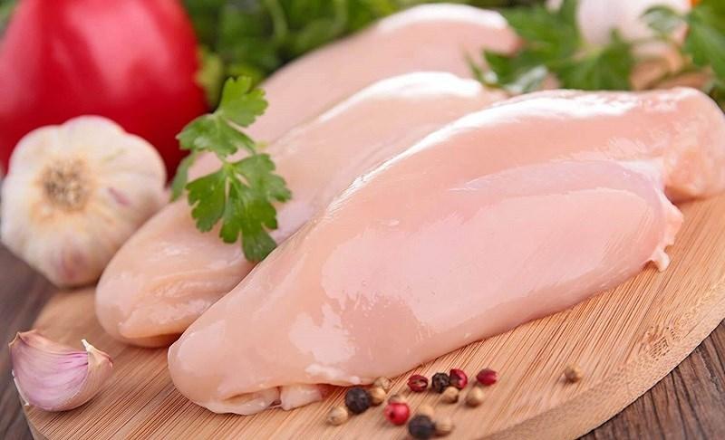 Phần nào của gà là tốt nhất?