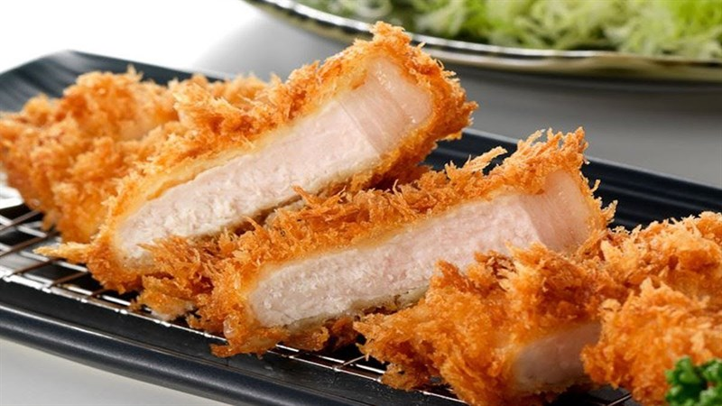 Thịt Tonkatsu