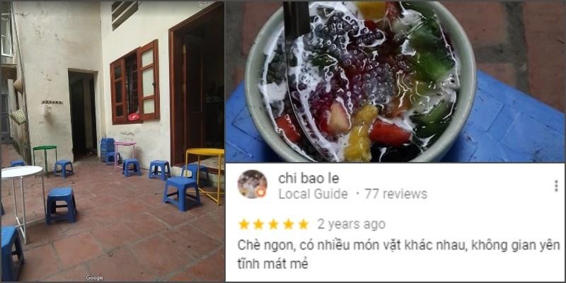Quán Chè Bobochacha