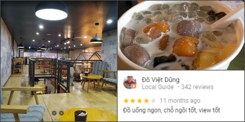 Quán Black Ball Cafe