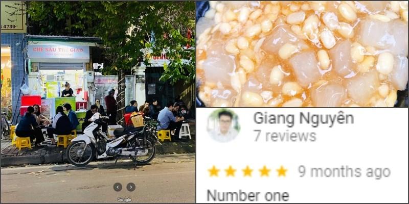 Quán Chè Sầu Thể Giao