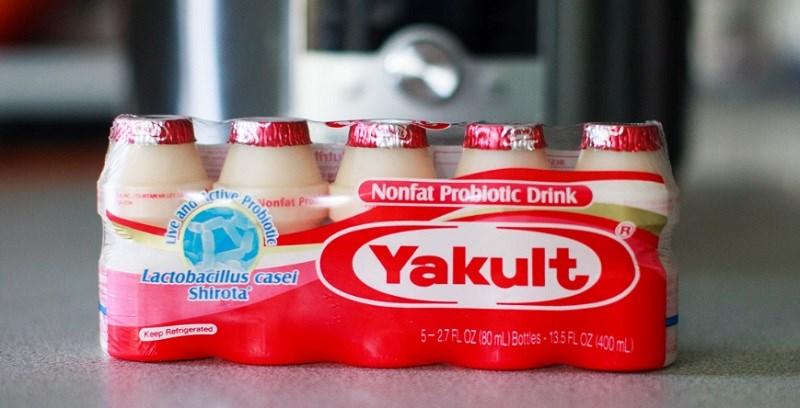 Sữa chua yakult giá bao nhiêu?