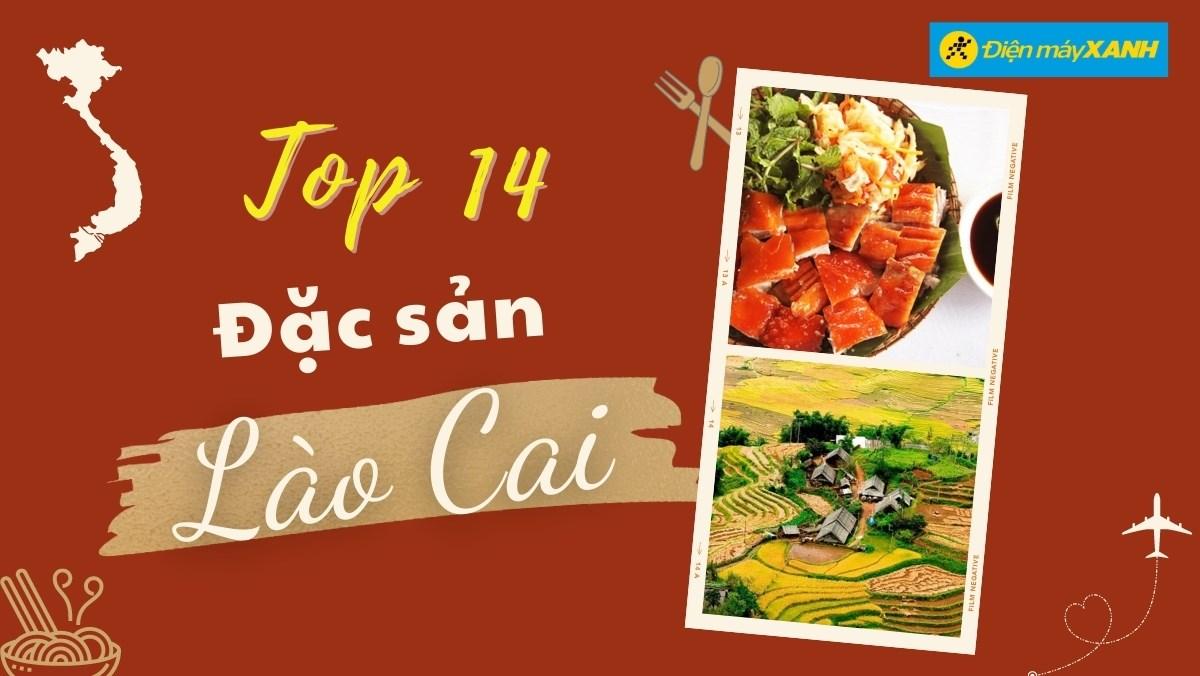 món ăn đặc sản Lào Cai