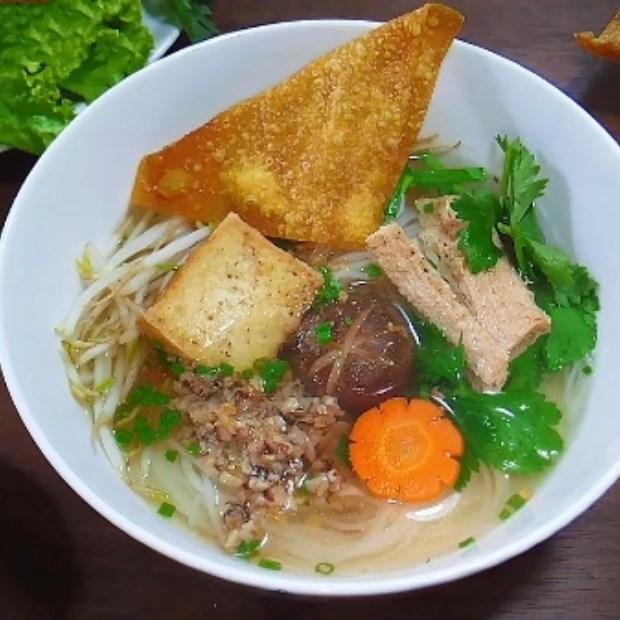 Hủ tiếu Nam Vang chay