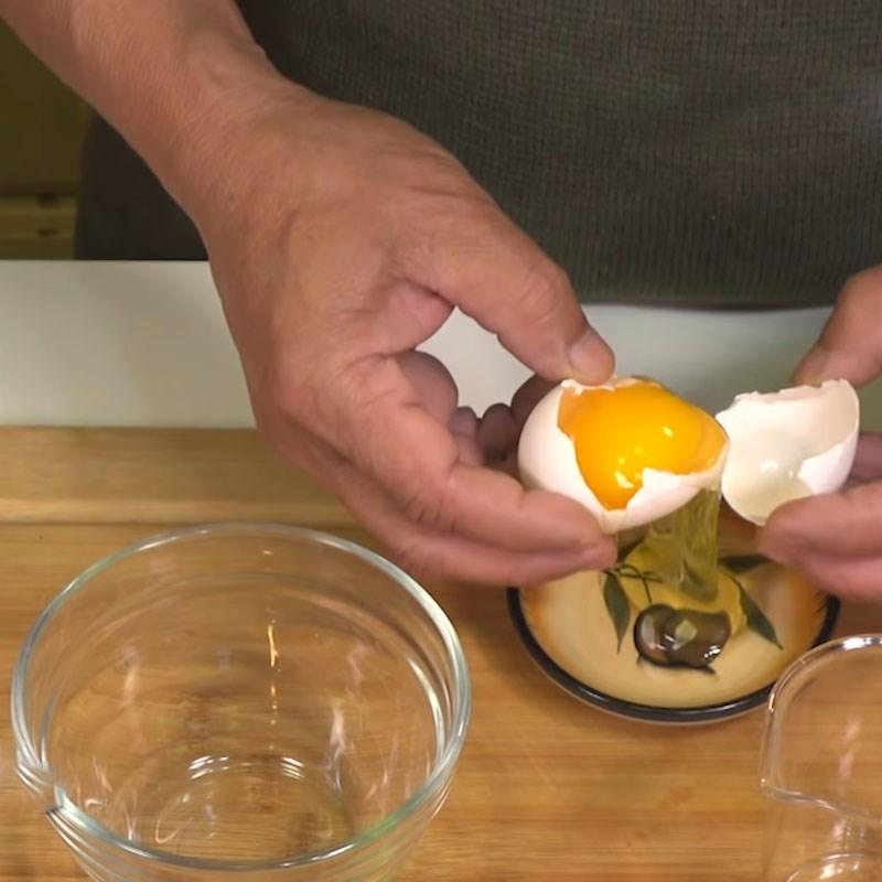 Bước 7 Làm sốt bơ trứng Cơm gà Nha Trang