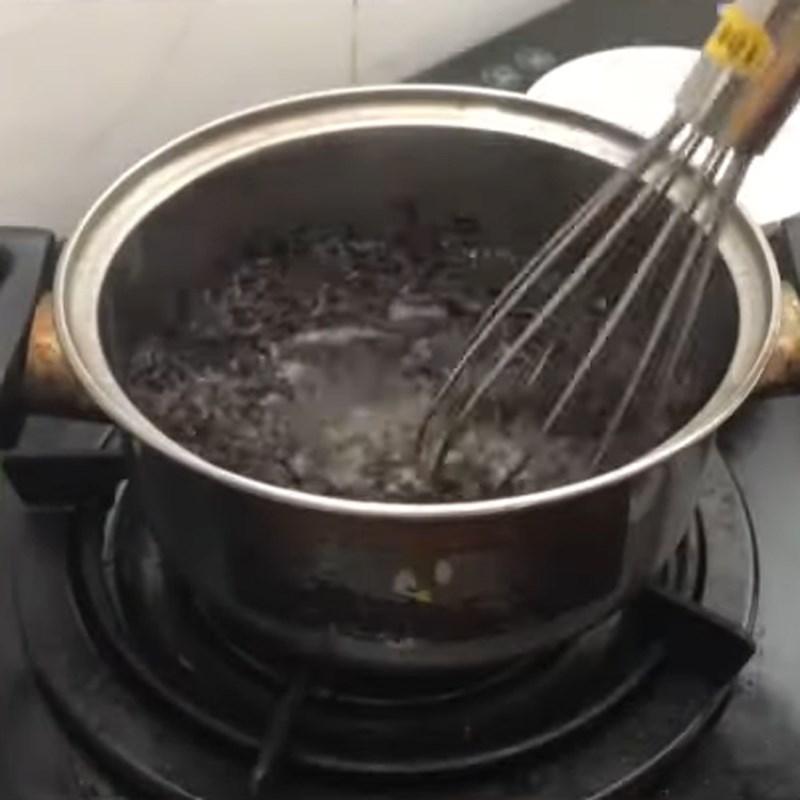 Bước 1 Pha, ủ trà Trà sữa Phúc Long