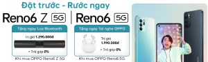 Reno6 Z | Reno6 5G