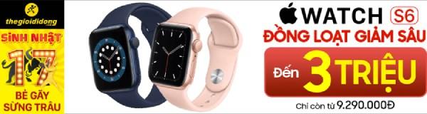 apple watch sinh nhật
