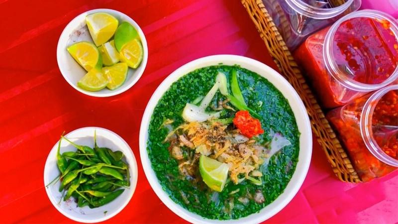 Bánh canh hẹ - Phú Yên