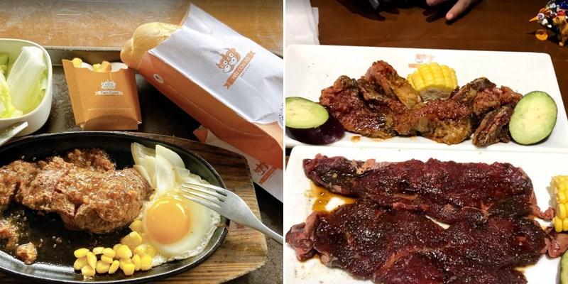 Nhà hàng Beefsteak Hai Con Bò