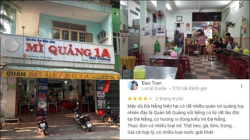 Quán Mì Quảng 1A