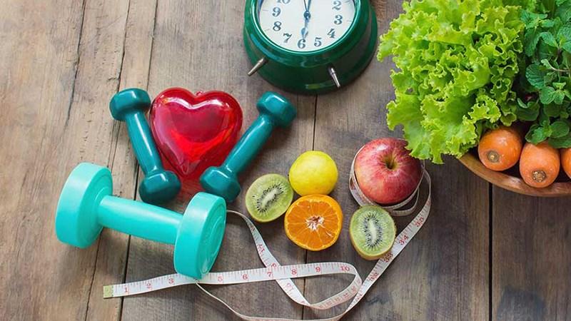 Kiểm soát cân nặng cơ thể
