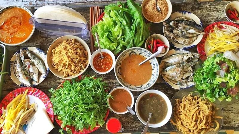 Gỏi cá Nam Ô - Đà Nẵng