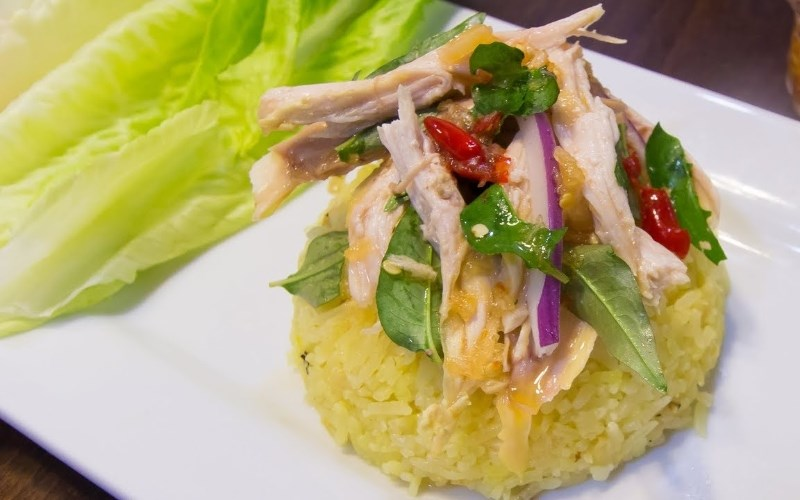 Cơm gà Tam Kỳ - Quảng Nam