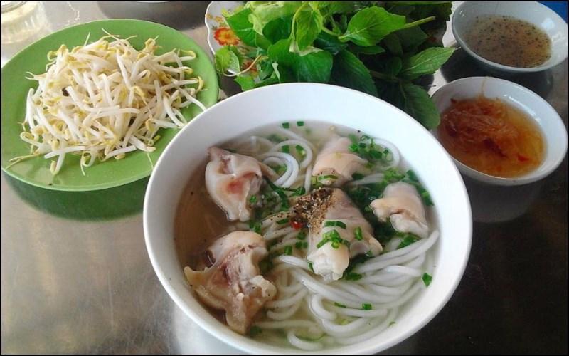 Bánh canh Trảng Bàng - Tây Ninh