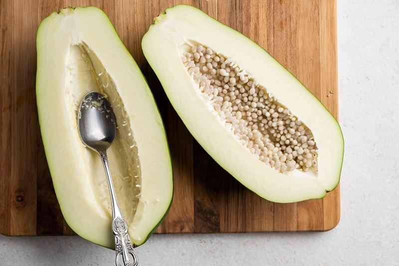 Thành phần dinh dưỡng của đu đủ xanh