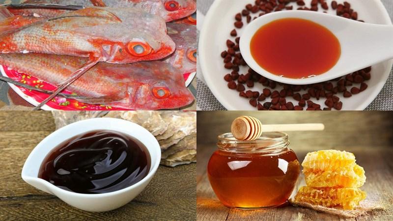 Nguyên liệu món ăn cá tắc kè nướng muối ớt