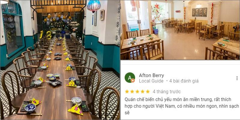 Nhà hàng Ân Nam Quán (An Nam Quán)