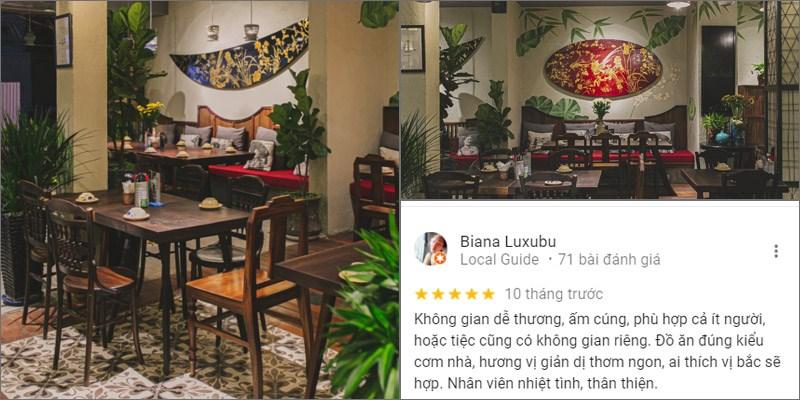 Nhà hàng Quán Bụi
