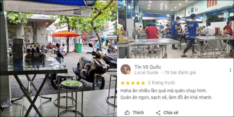 Quán Hủ tiếu Nam Vang Tài Anh