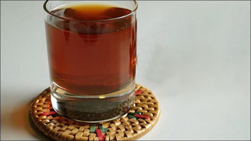 Rượu thuốc lá mật gấu
