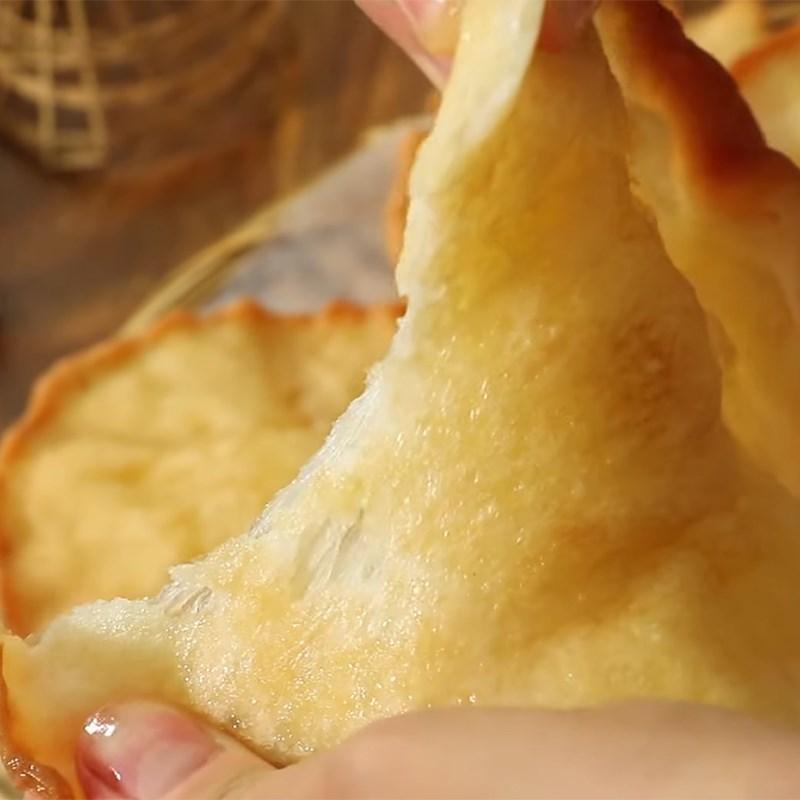 Cách làm bánh tai yến giòn rụm, ngọt ngào hương vị miền Tây