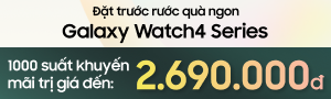 Samsung Watch4
