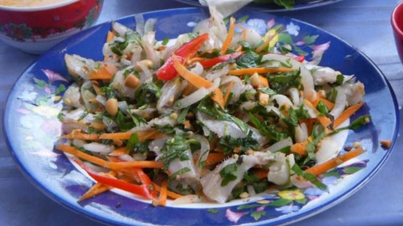 Gỏi cá Phan Thiết