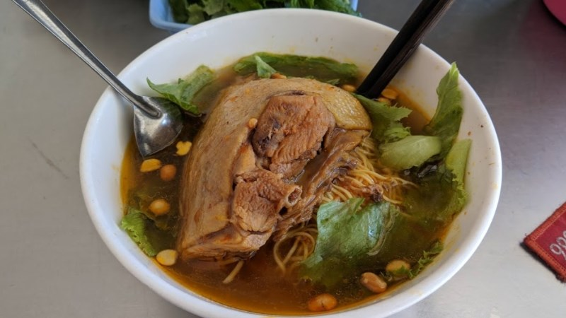 Mỳ Quảng Phan Thiết