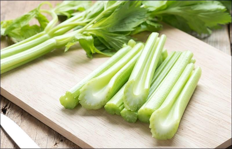 Giá trị dinh dưỡng trong cần tây