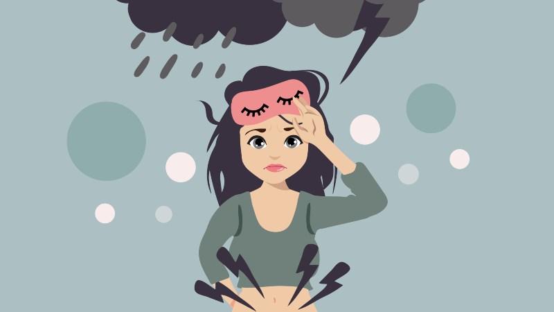 Cải thiện triệu chứng PMS