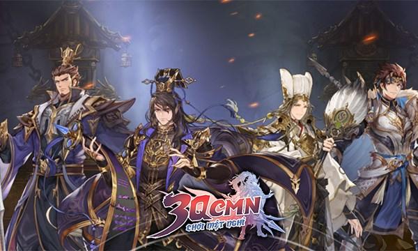 3Q CMN - Game thẻ tướng Tam Quốc thế hệ mới