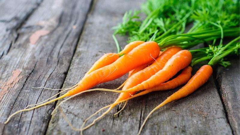 Ăn cà rốt có thể có tác dụng phụ