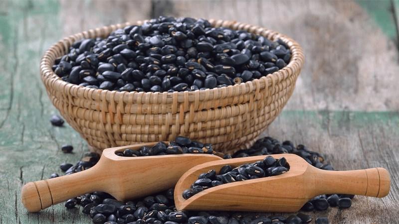 Đậu đen chứa nhiều vitamin và khoáng chất có lợi
