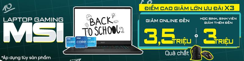 Laptop MSSI