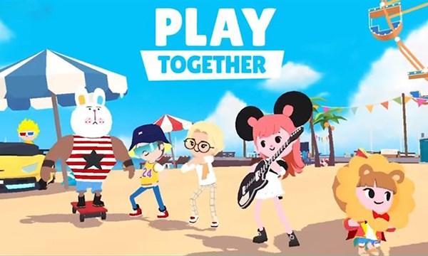 Play Together | Game phiêu lưu thế giới mở đáng yêu