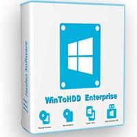 Download WinToHDD 5.4: Cài win dễ dàng không cần USB