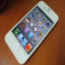 Cần bán iphone 4 16gb màu trắng quốc tế mỹ/ios 5.1.1(ios gốc &hiếm)