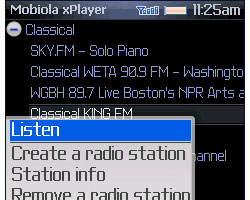 Listen To Fm Radio On Blackberry