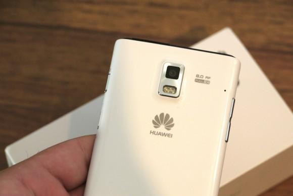 Smartphone Huawei 8 nhân