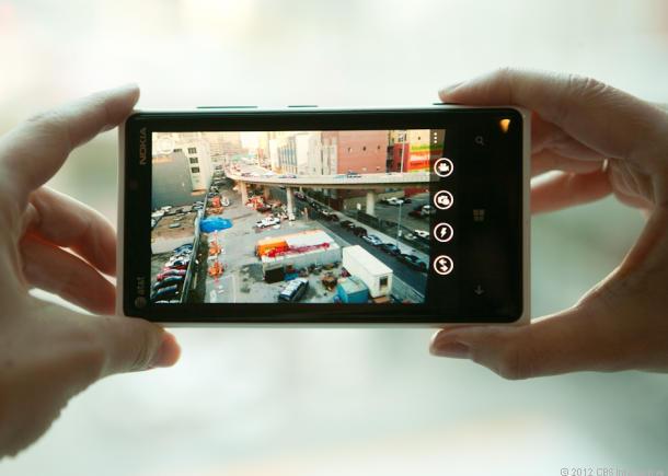 Camera smartphone