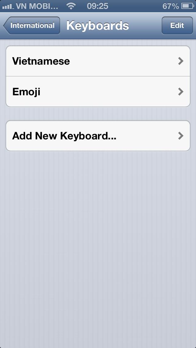 Thao tác bàn phím