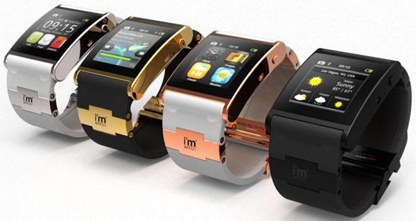 Những mẫu đồng hồ thông minh tốt nhất tại MWC 2013