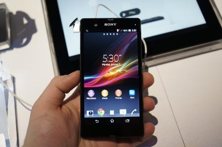5 mẫu smartphone đình đám nhất MWC 2013