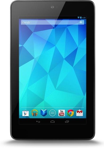 Nexus 7 II và Ipad Mini Retina