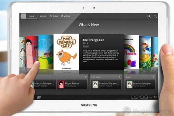 Samsung Galaxy Tab 3 Plus sẽ có màn hình 11.6 inch Super ...