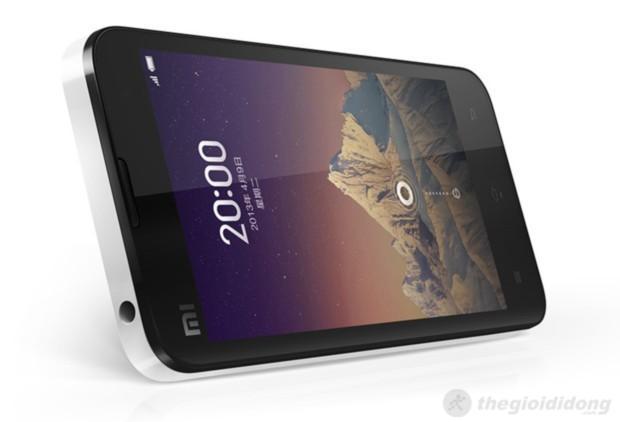 Xiaomi Phone 2S có kiểu dáng thiết kế hấp dẫn, sang trọng