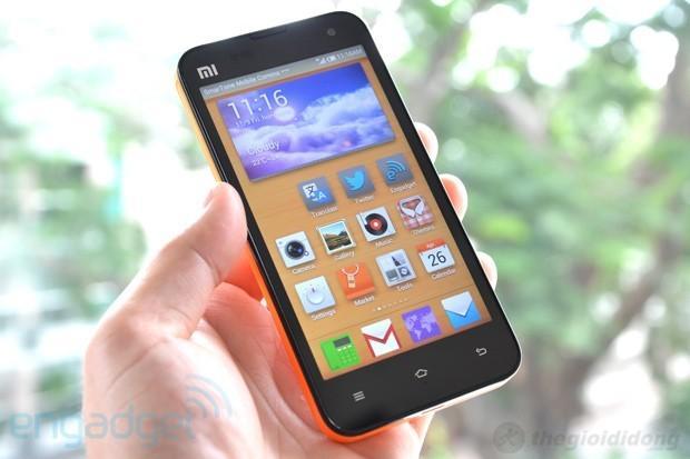 Xiaomi đã cải tiến Android với giao diện MIUI v5
