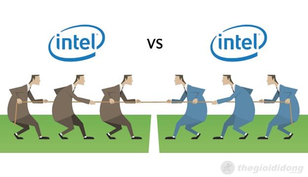 """Atom và Core: đấu đá nội bộ """"nhà"""" Intel"""